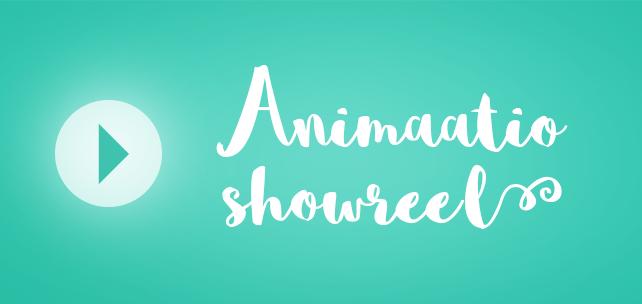 animaatioshowreel