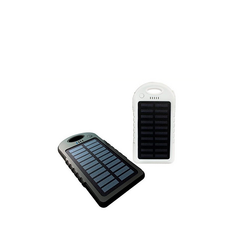 Power Bank solar de plástico