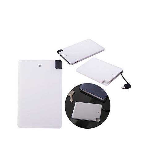 Batería portátil de plástico ABS