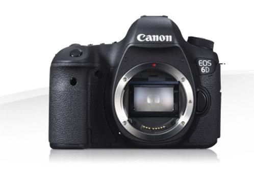 Cuerpo Canon EOS 6D