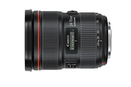 Lente Canon 24-70mm