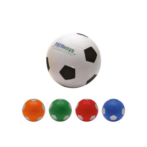Antiestrés de poliuretano en forma de balón