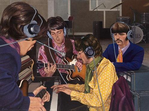 IN STUDIO by Eric Cash
