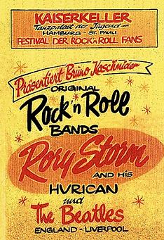 1960 Kaiserkeller Poster