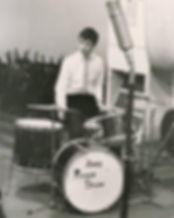 Ringo Premier Kit in studio