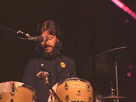 Ringo Starr Concert for Bangeladesh. Gary Astridge historian, lecturer, curator