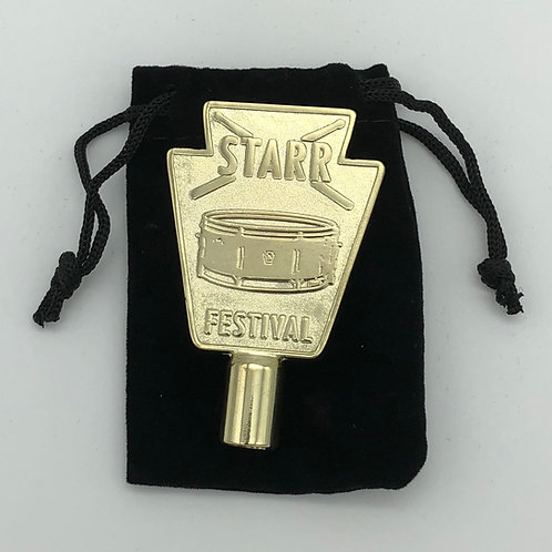 Starr Festival Drum Key