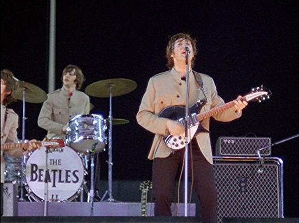 1965 Ludwig Super Classic Ringo Shea Sta