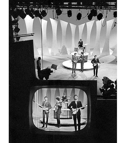 Beatles 2 9 64 Sullivan Show Rehearsal 1