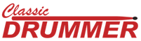 Classic Drummer Magazine logo