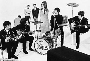 a hard day's night beatles pattie boyd.j