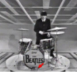 Beatles. Ed Sullivan Show. Stage anchor screw. Gary Astridge historiaqn, lecturer, curator