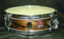 Ringo 1960 Premier Mahogany Duroplastic Royal Ace snre drum. 70th Birthday gift from Gary Astridge