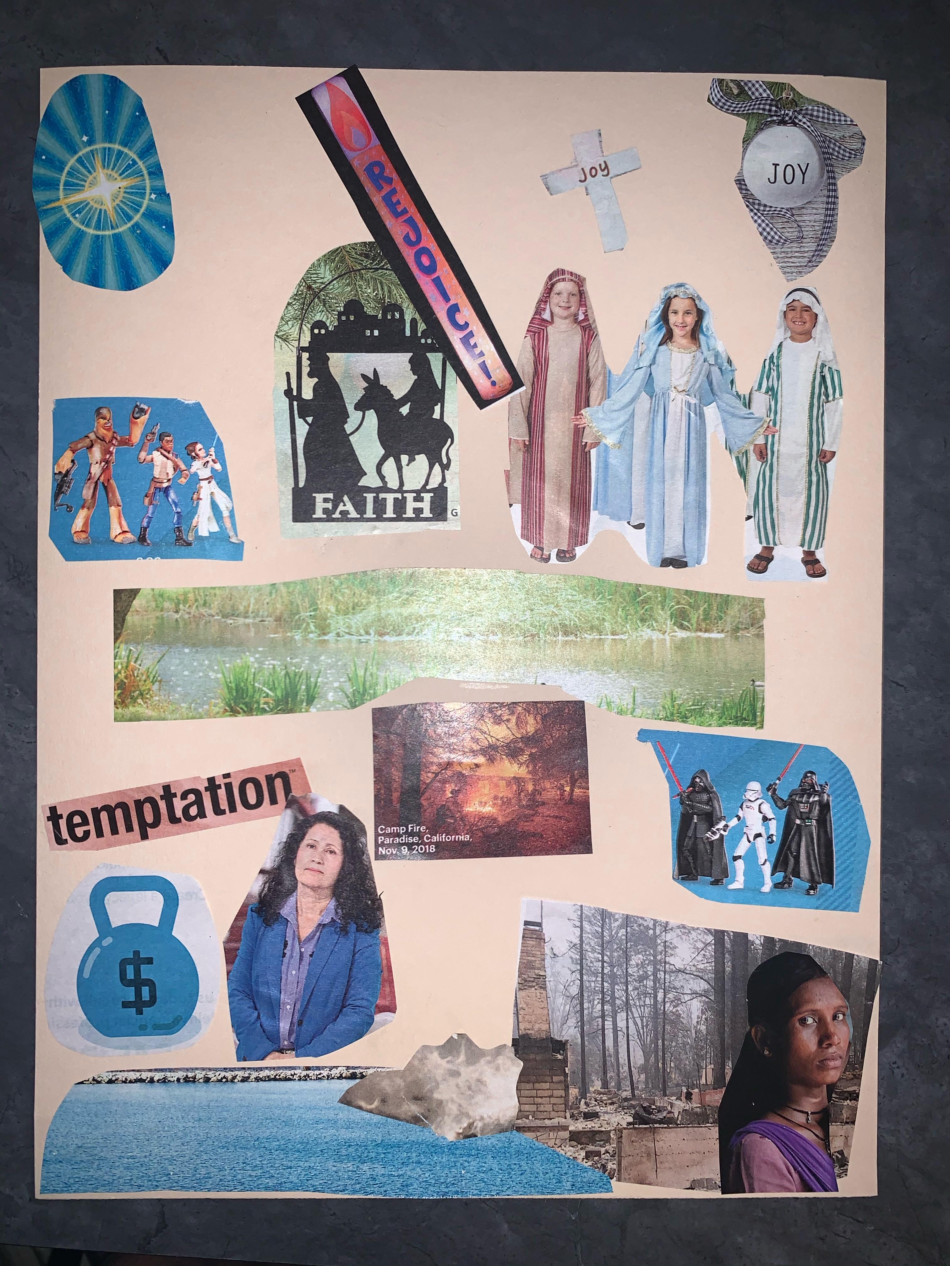 julien collage