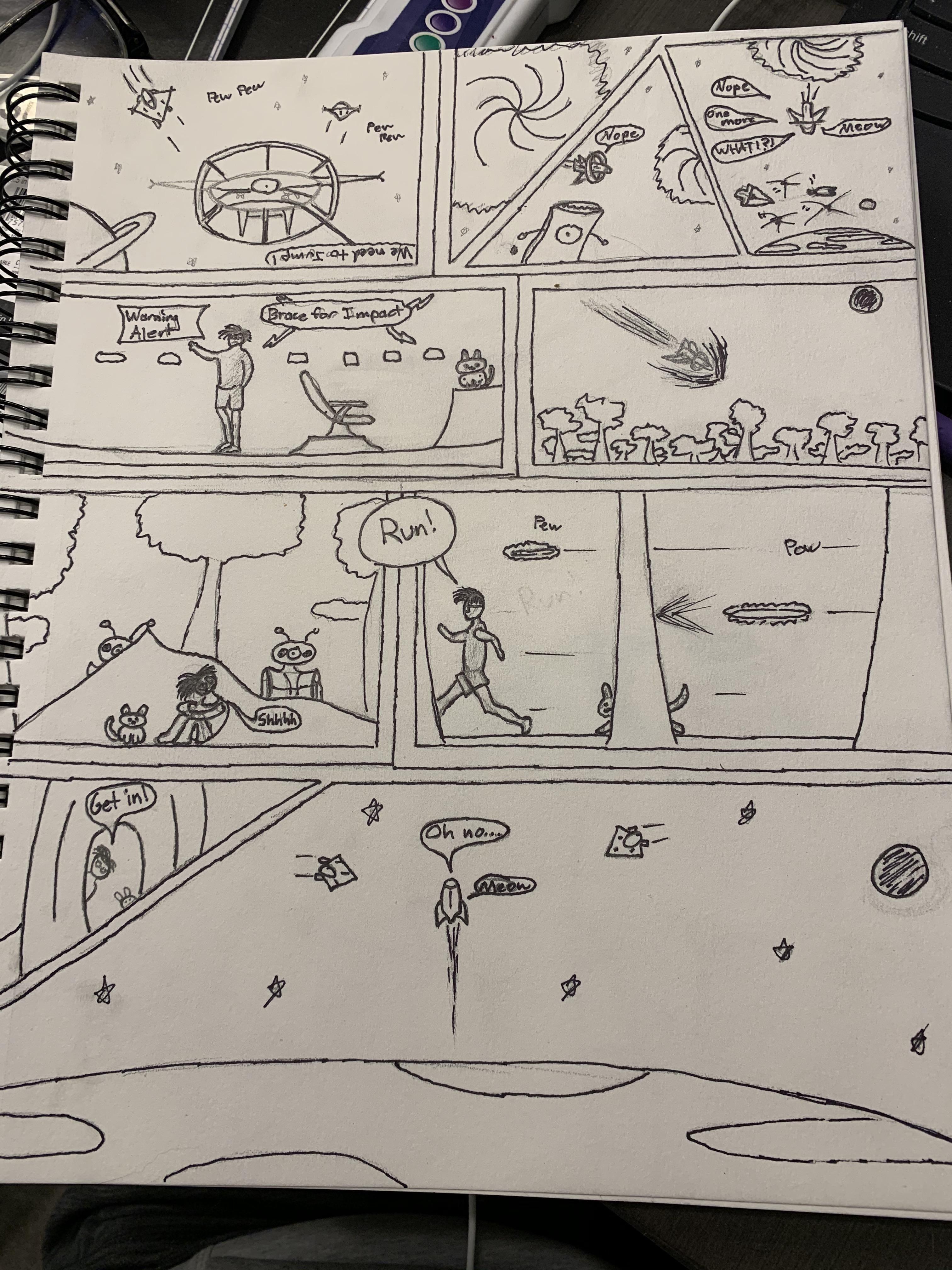 jamison comic
