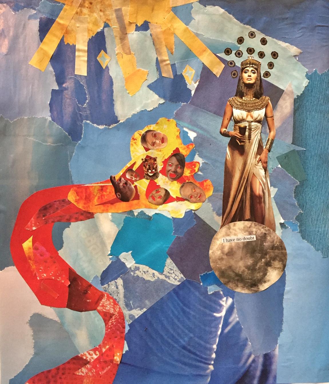 adelia collage