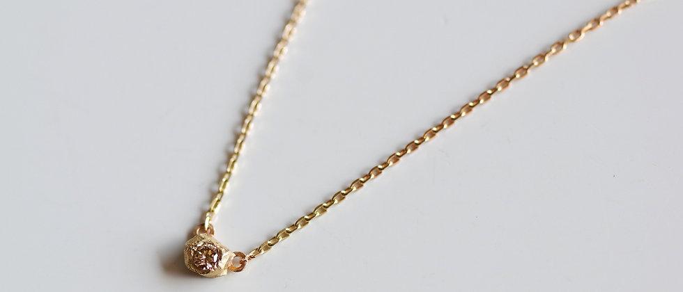 Stone Diamond Necklace