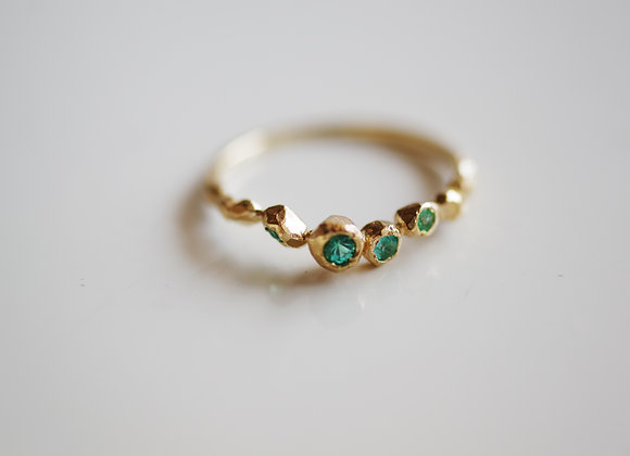 Stone Paraiba Ring