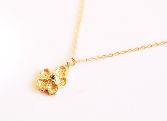 Flower Lace Necklace