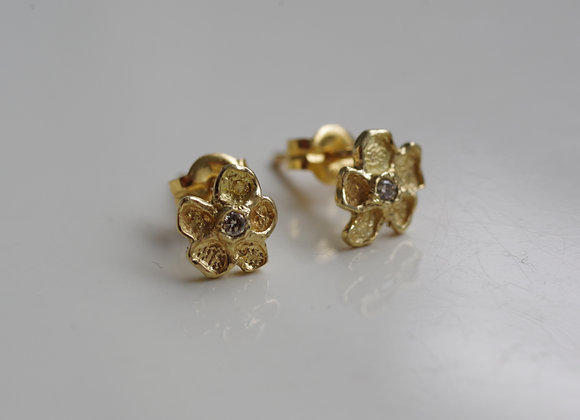 Flower Lace Earrings