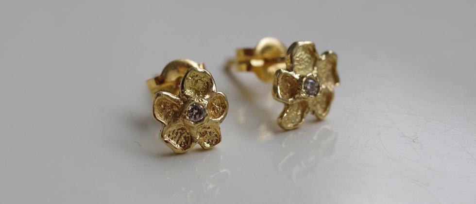 Flower Lace Earrings