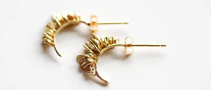 Sheaf Earrings