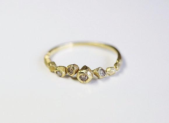 Stone Diamond Ring
