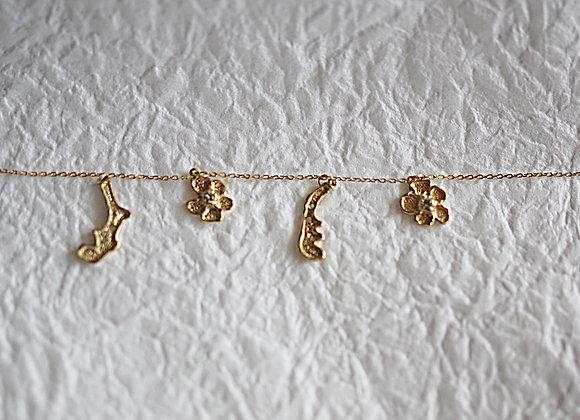 Flower Lace Bracelet
