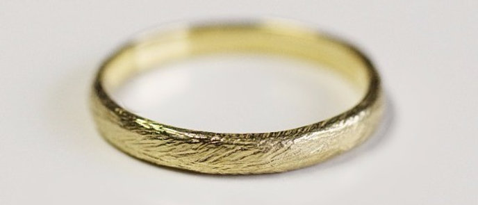 WIND / Men's Marriage Ring