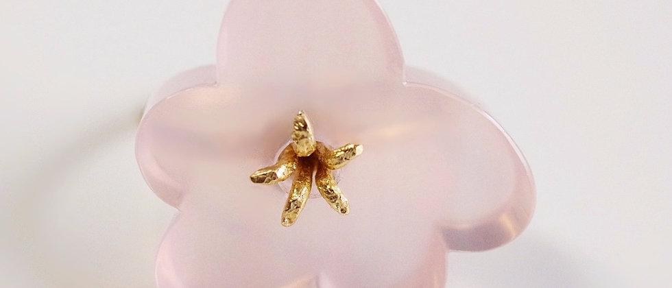 Flower Ring / Rose Quoatz