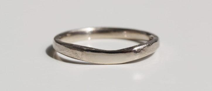 WATER/ Ladies' Marriage Ring