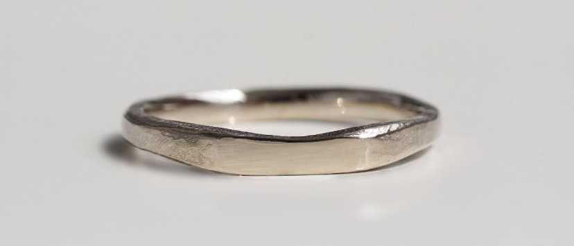 WATER/ Men's Marriage Ring
