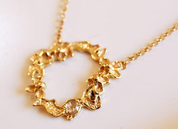 Flower Lace Necklace