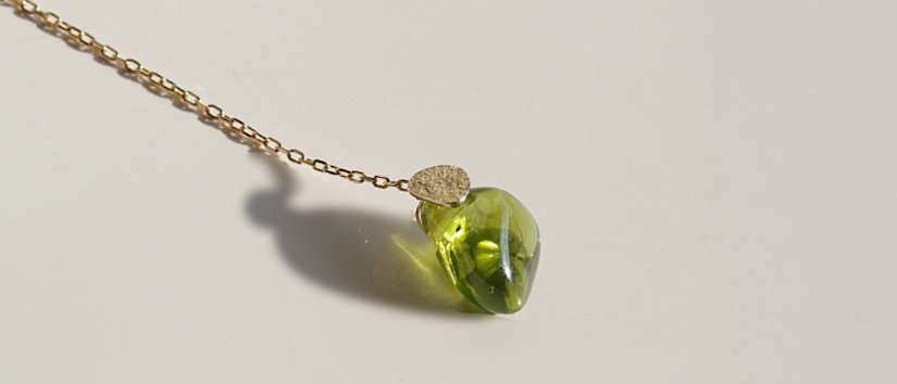 Peridot Earring