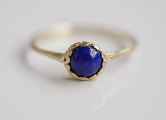 Lapis Lazli Ring