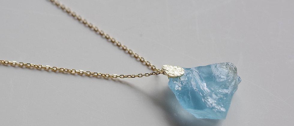 Aquamaline Necklace