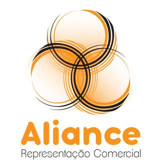 Logo Aliance Representação Comercial