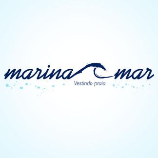 Logo Marca Marina Mar