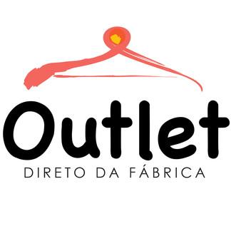 Logo Outlet Direto da Fábrica