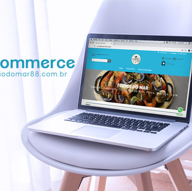 E-commerce Empório do Mar 88