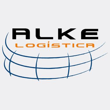 Logo Alke Logística