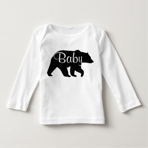 Baby Bear Long Tee