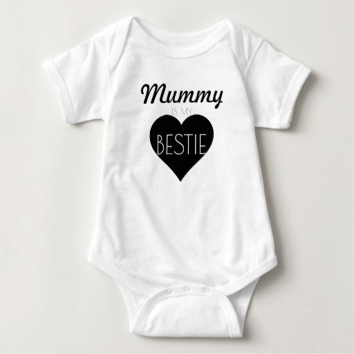 Mummy is my Bestie Tee