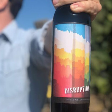 Disruption Red Blend from Washington