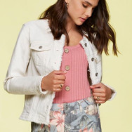Denim Jackets in a Variety of Colors