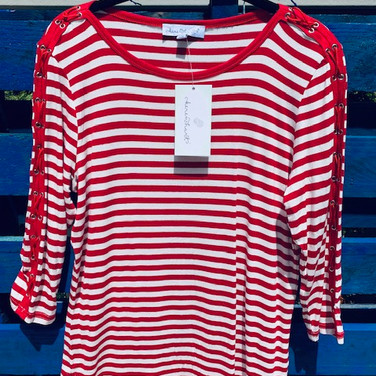 Nautical tops - NEW!