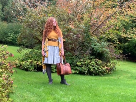 Tips to Transitioning Your Summer Clothing to Fall Fashions by Kerry London Myers