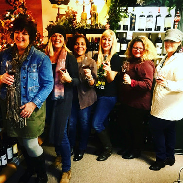 Sip and Shop with Friends! Book Your Private Tasting.