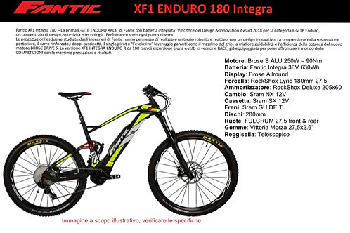 FANTIC XF1 Enduro 180 Integra
