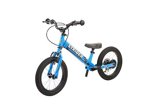 STRIDER 14x Sport balance bike con kit pedali incluso